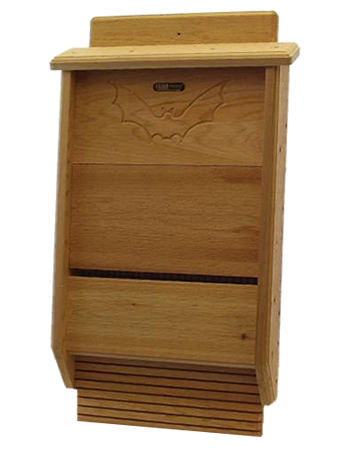 Natural Cedar Bat House