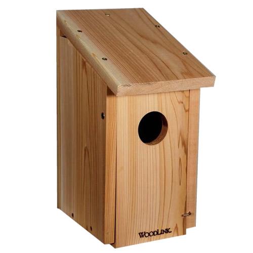 Cedar Woodpecker Bird House photo