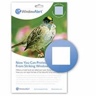 BirdSafe Window Strike Solutions Prevent Bird Window Collisions - Window decals to prevent bird strikes