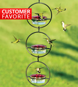 Shop all Squirrel Resistant Bird Feeders